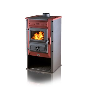 Печь-камин Magic Stove Red